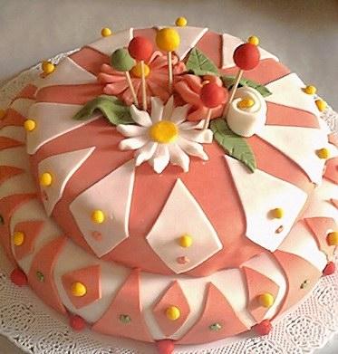 дитячий торт «Казкова поляна»