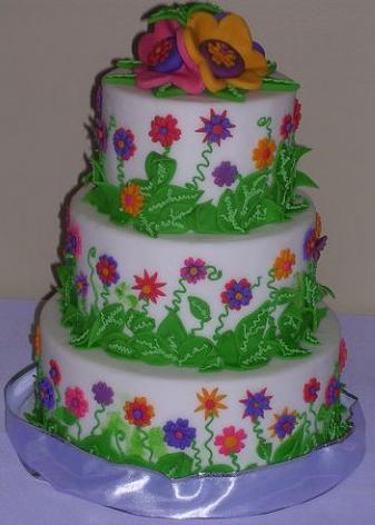 дитячий торт «Мрія»