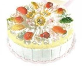 Ювілейний торт «Лимонний»