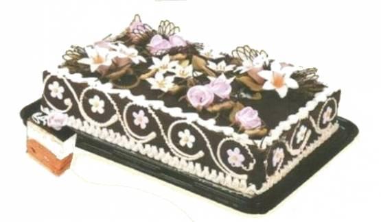 Ювілейний торт «Пташине молоко»