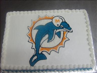 Торт корпоративний «Дельфінчик»