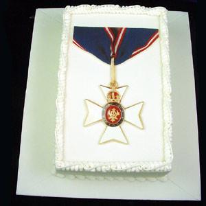 Торт корпоративний «Медаль»