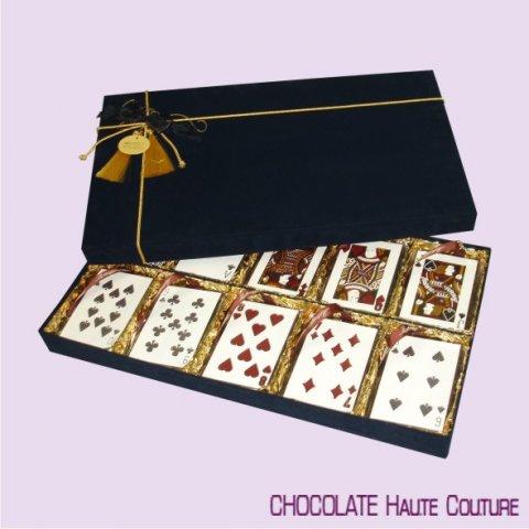 Шоколадний набір «Набір карт»